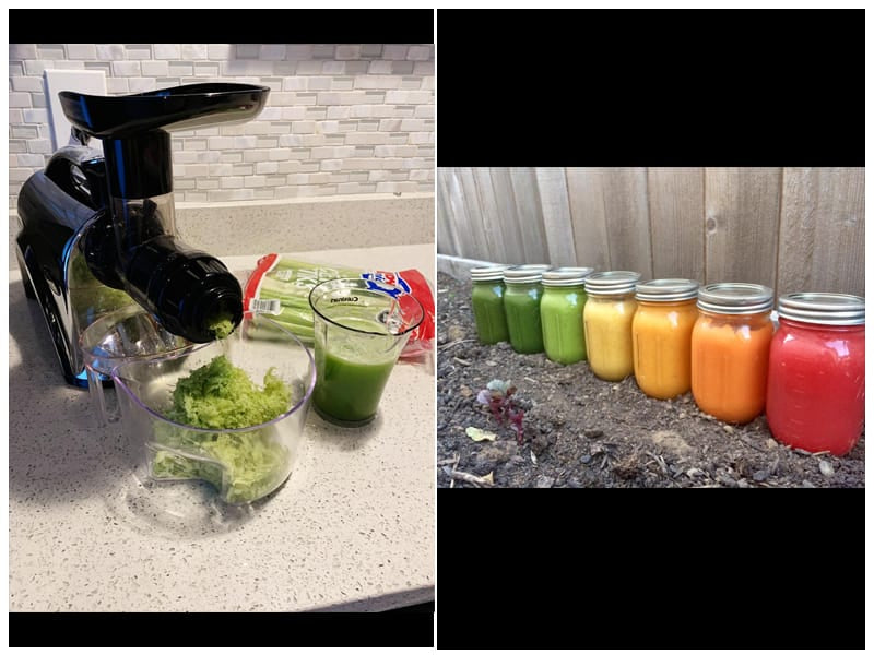 Omega Cold Press Juicer Extractor review