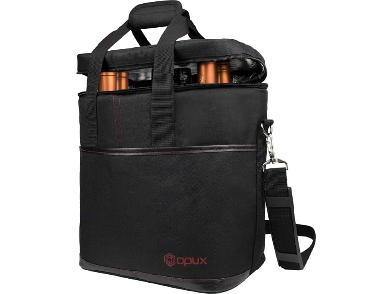 Opux Insulated Wine Bag