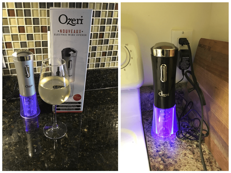 Ozeri Nouveaux Electric Wine Opener Customer Reviews