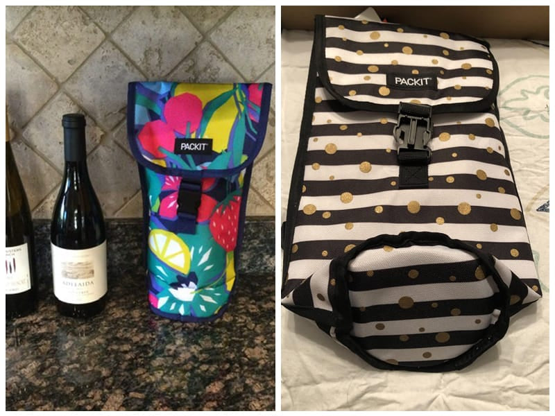 PackIt Freezable Wine Bag review