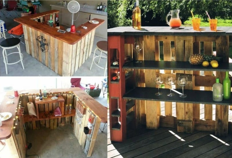 Pallet Bar - Image by Ctendance.fr