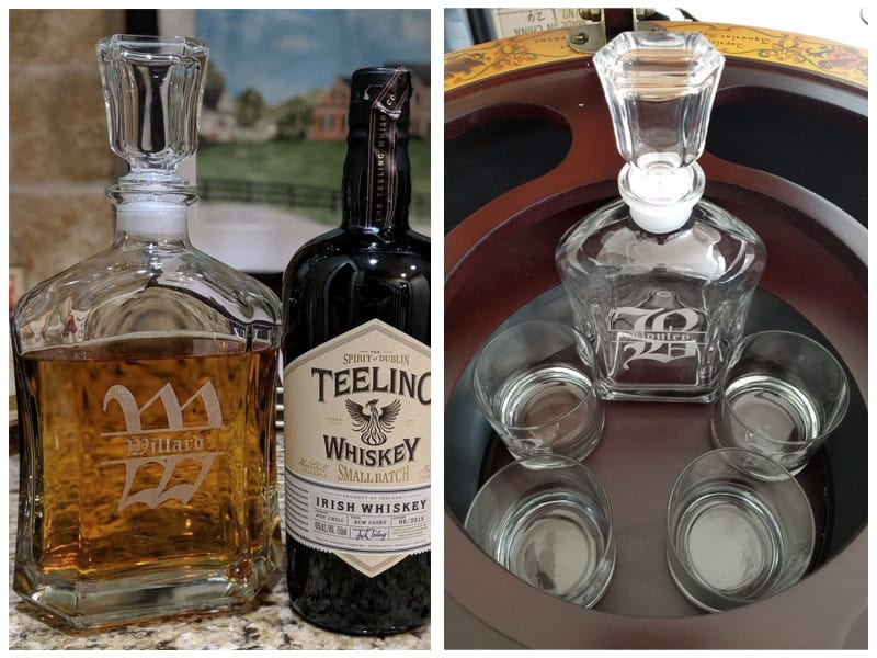 14 Best Whiskey Decanters In 2021 Real Customer Pics Included Revie Advanced Mixology