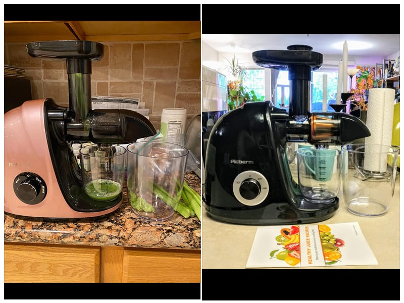 Picberm Slow Masticating Juicer Extractor review