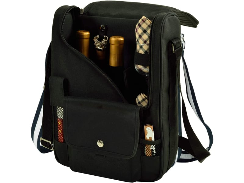 Picnic at Ascot Wine Bag