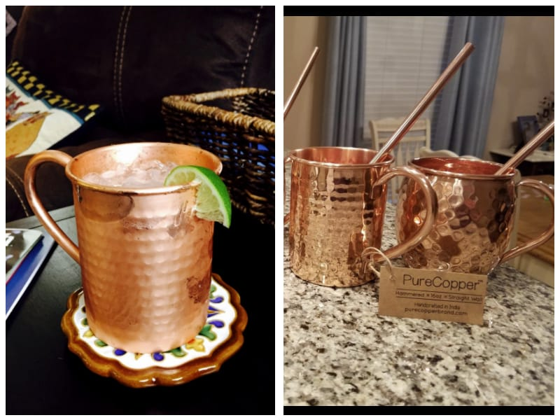 PureCopper Moscow Mule Copper Mug Cutomer Review