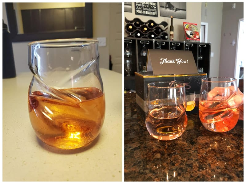 Riedel O Wine Tumbler Cabernet review