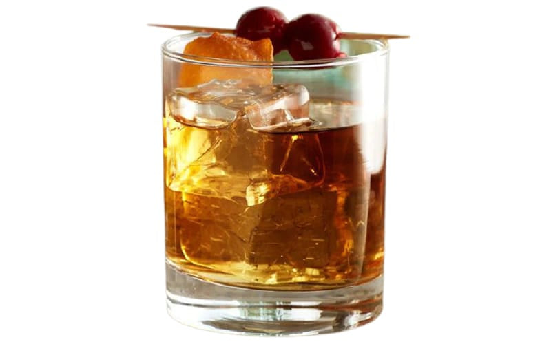 Rocks (Double Old Fashioned)