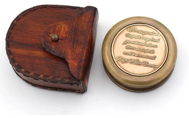 Roorkee Compass with Case