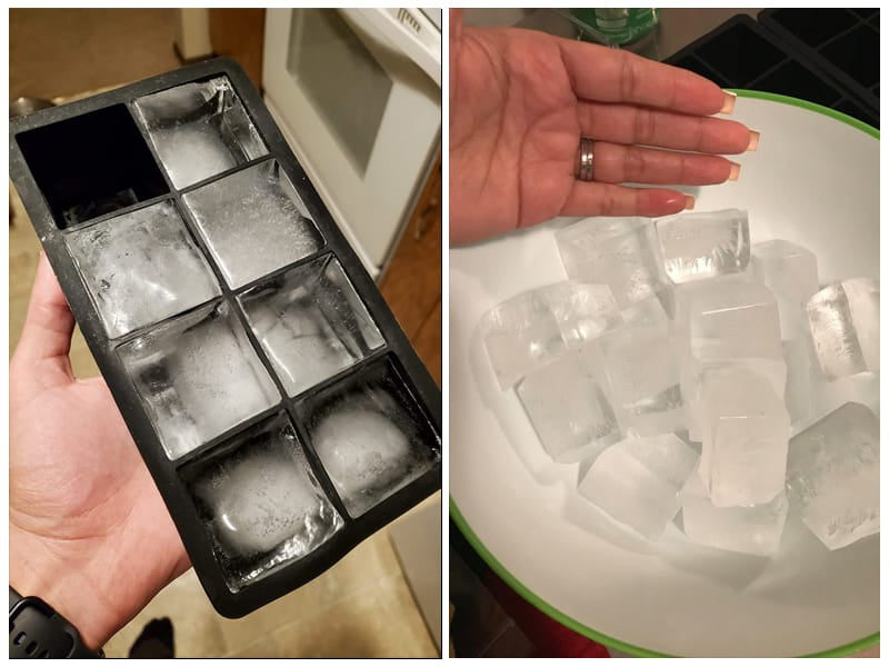 Samuelworld Ice Cube Trays review