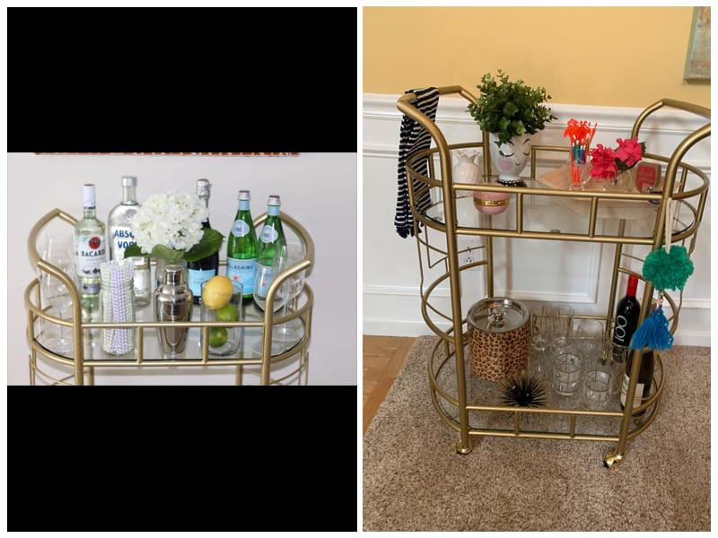 Silverwood Sinclair Wine Cart review