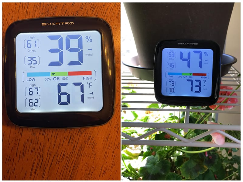 SMARTRO SC42 Digital Hygrometer Thermometer review