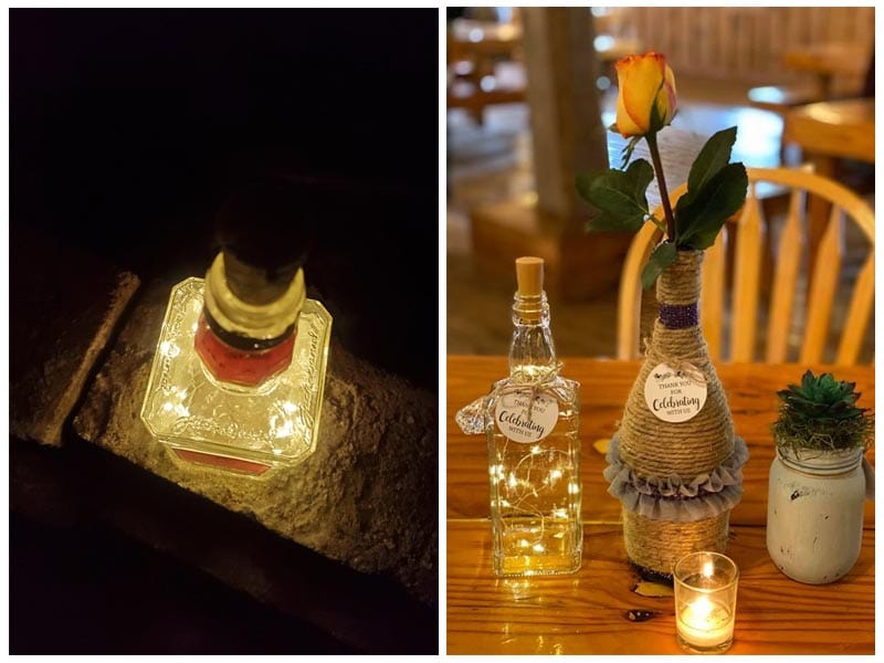 Smiling Town Wine Bottle Lights review