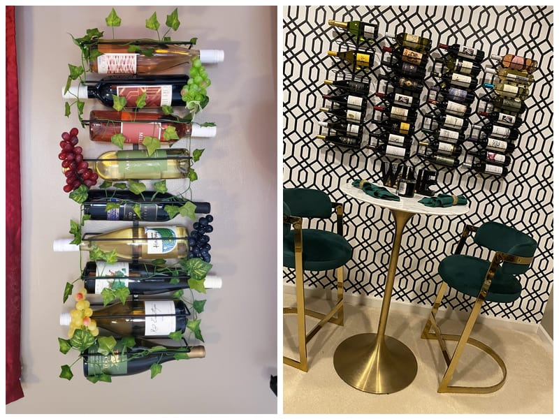 Southern Homewares Wall Mounted Wine Rack review