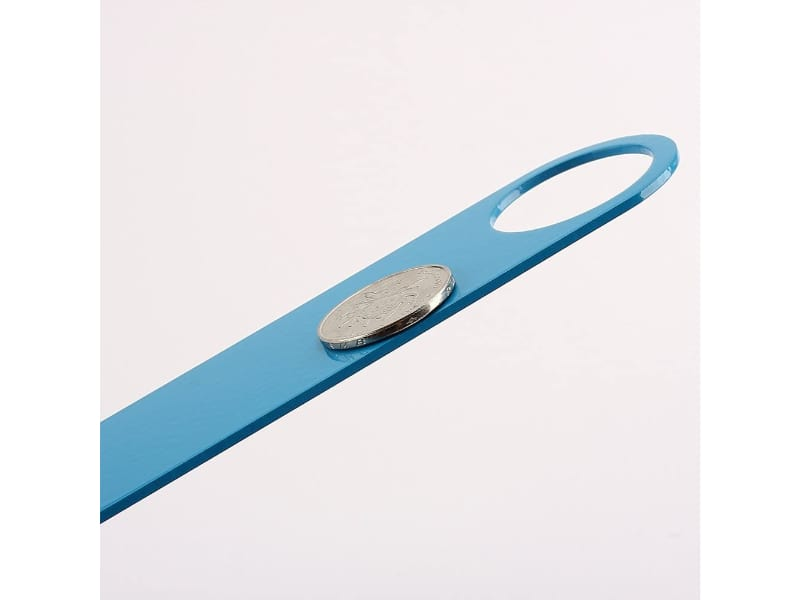 Speed opener circle part with blue color