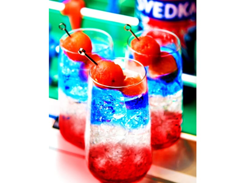 Suddenly Summer Cocktail - Image by Svedka