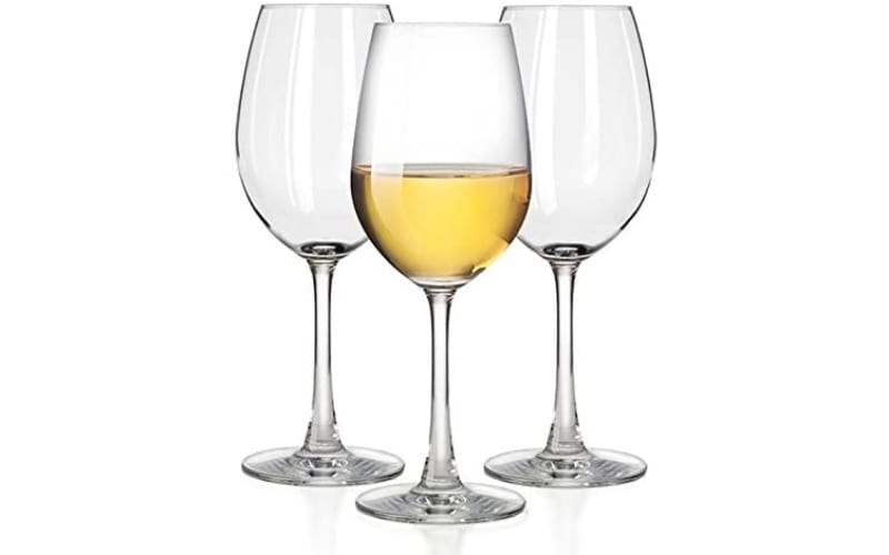 Taza Outdoor Plastic Wine Glasses With Stem