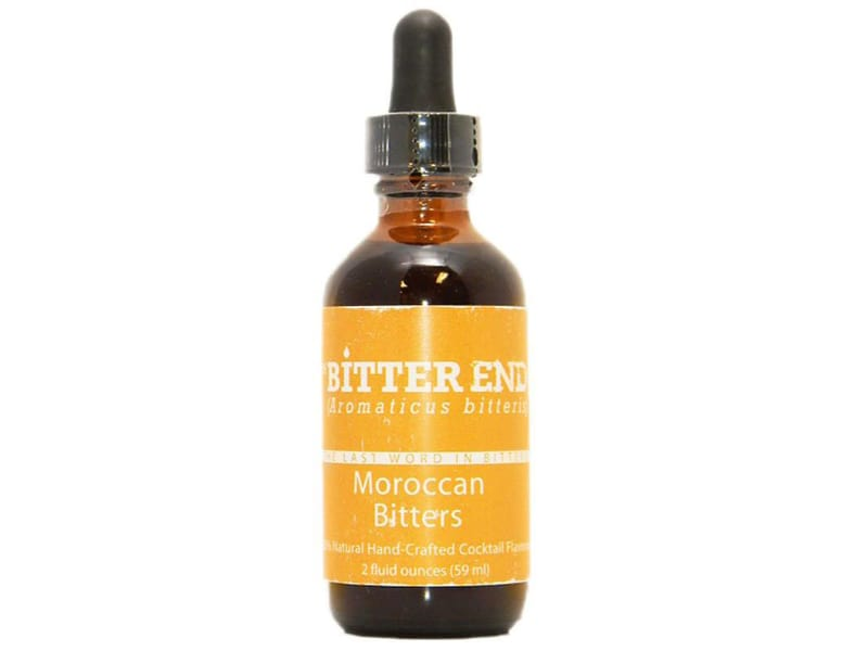 The Bitter End Moroccan Cocktail Bitters