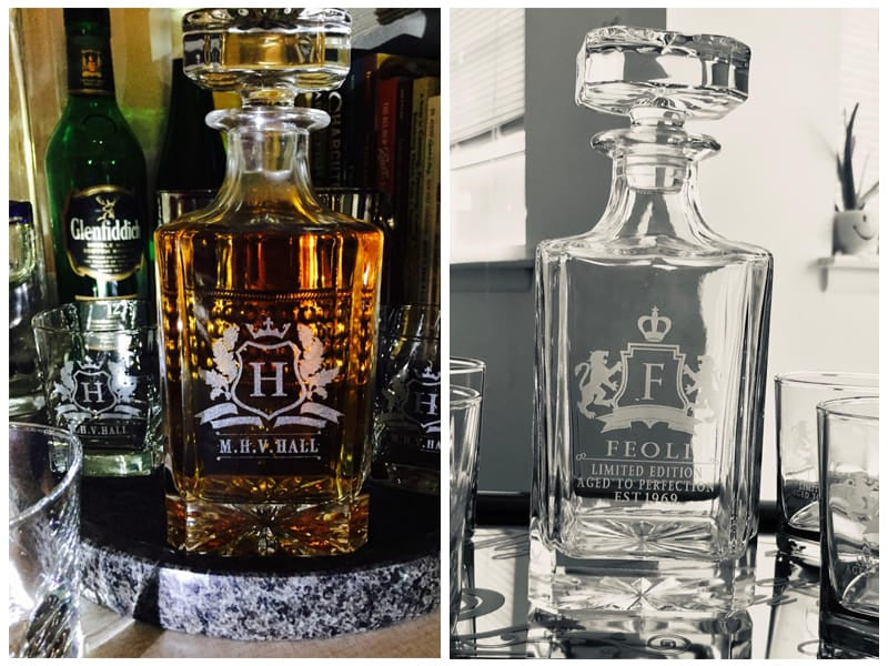 The Wedding Party Store Groomsmen Personalized Decanter Set review