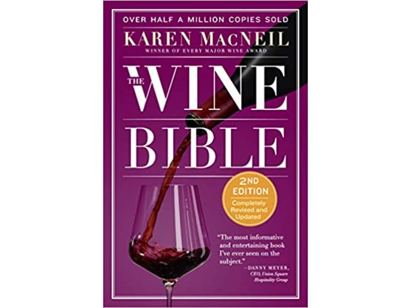 The Wine Bible: Wine Making Book for Beginners
