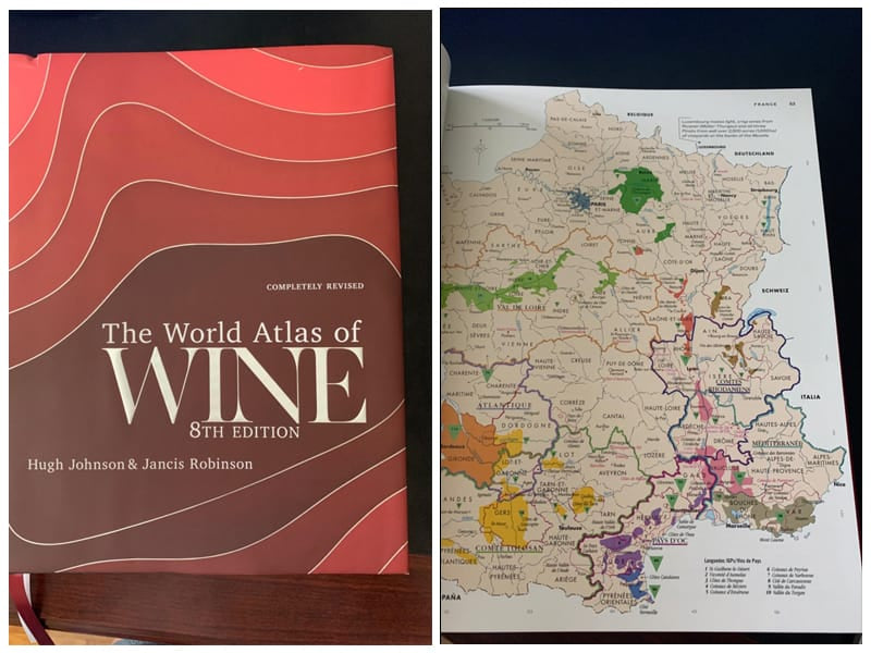 The World Atlas of Wine review