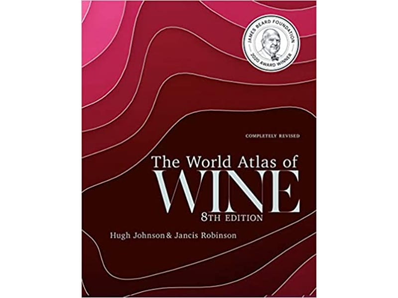 The World Atlas of Wine: Wine Making Book for Beginners