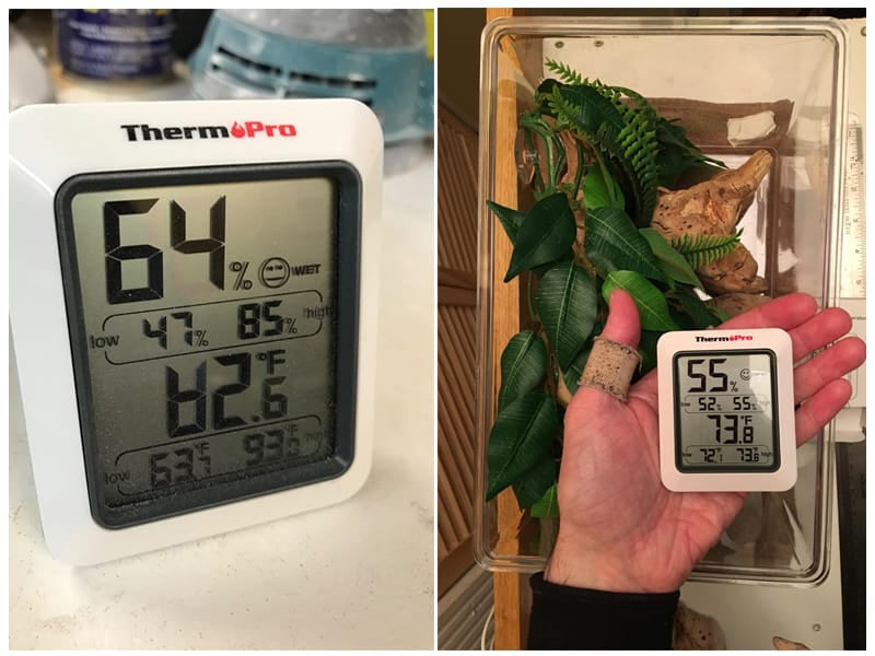 ThermoPro TP50 Digital Hygrometer Thermometer review