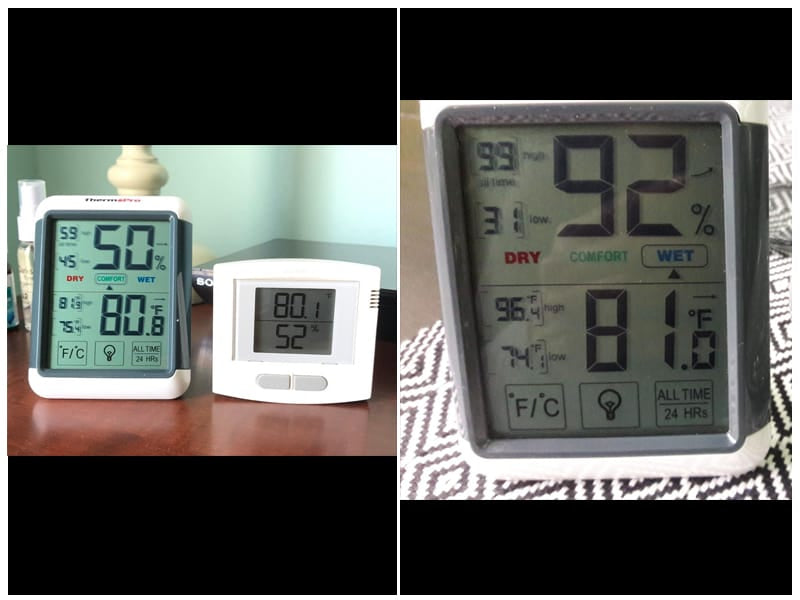 ThermoPro TP55 Digital Hygrometer Thermometer review