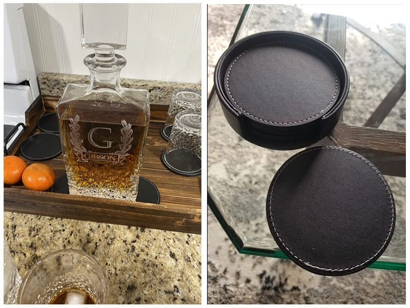 Thipoten Coasters for Drinks - Best for Offices