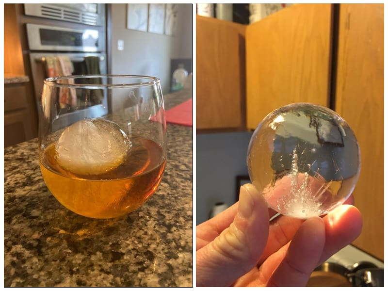 Tovolo Sphere Ice Trays review