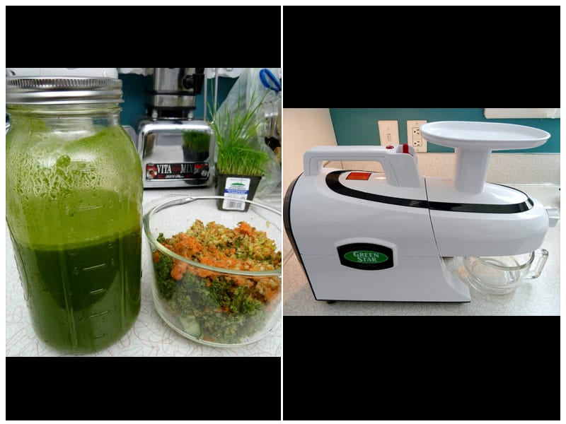 Tribest GSE-5050 Celery Juicer review