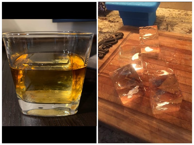 True Cubes Ice Cube Tray review