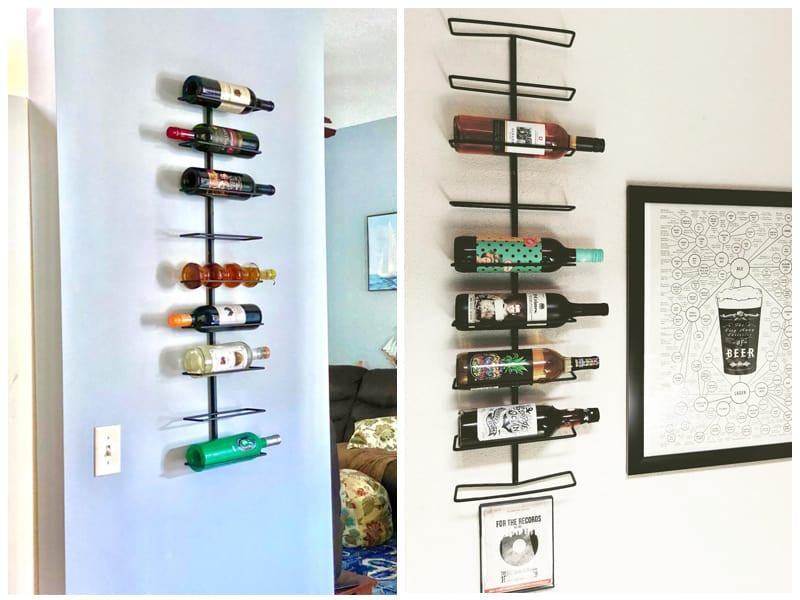 True Wall Mounted Wine Rack review