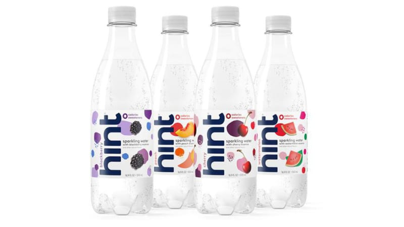 Hint Sparkling Variety Pack