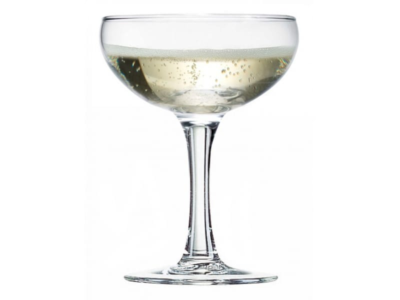 Vintage Champagne/Coupe wine glasses