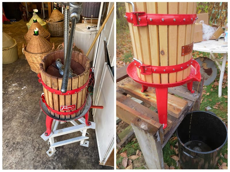 Weston Fruit and Wine Press review