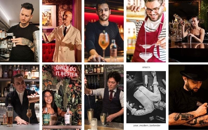 World's Best Mixologists In July 2021
