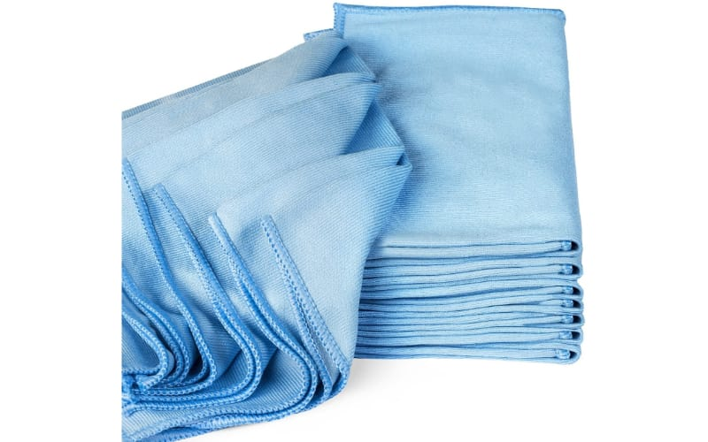 Zflow Glass Cleaning Cloths