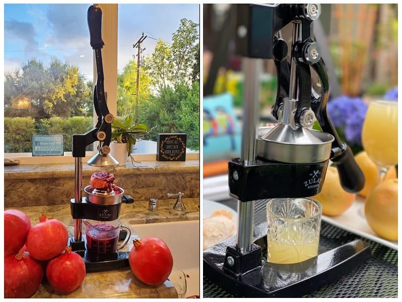 Zulay Professional Citrus Juicer review