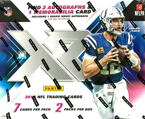 (READ 3 BOX MIXER) 2019 Panini XR + Origins Football (PYT) Hobby Box Break #695K + GIVEAWAY!