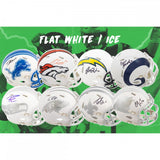 2020 Gold Rush Autographed Mini Helmet Football Specialty Edition Series 2 6-Box Case (PYT) Break #6A
