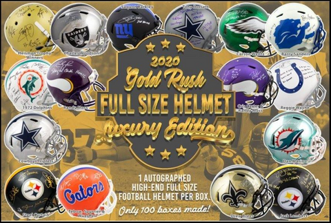 2020 LUXURY HELMET (PYP) #1 Dutch Auction
