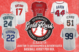 2019 Gold Rush Autographed Baseball Jersey Edition Series 2 (PYT) Box Break #2J