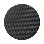 PopGrip Premium Carbonite Weave (800549), PopSockets