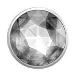 PopGrip Disco Crystal Silver (800925), PopSockets