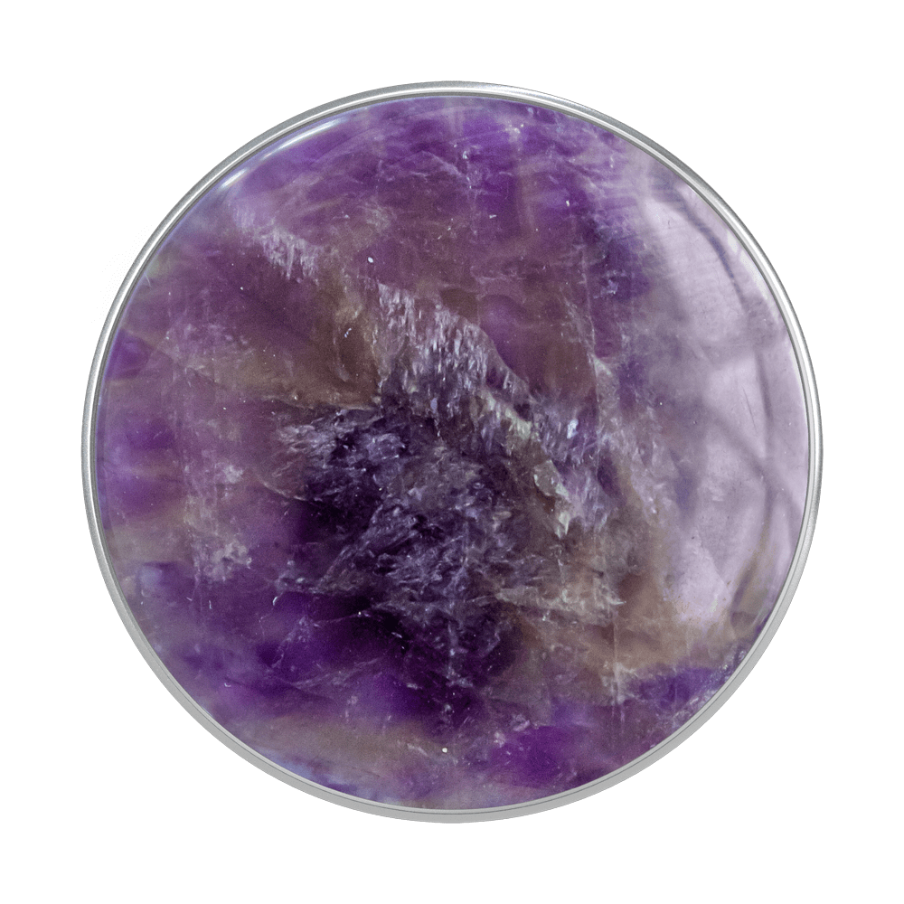PopGrip Gemstone Genuine Amethyst (801579), PopSockets
