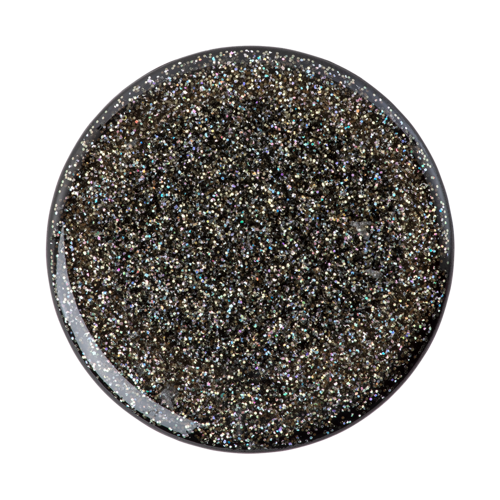 PopGrip Glitter Black (800928), PopSockets