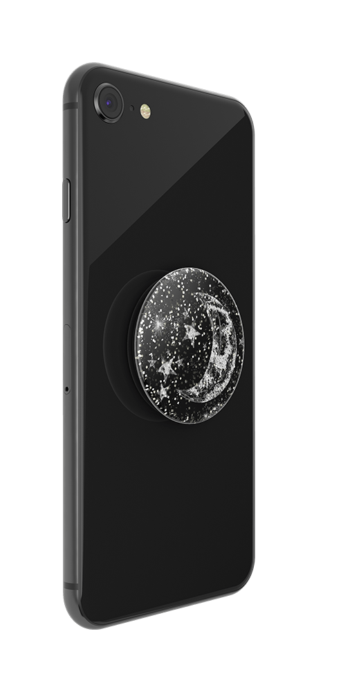 PopGrip Glitter Moon Shadow (801933), PopSockets