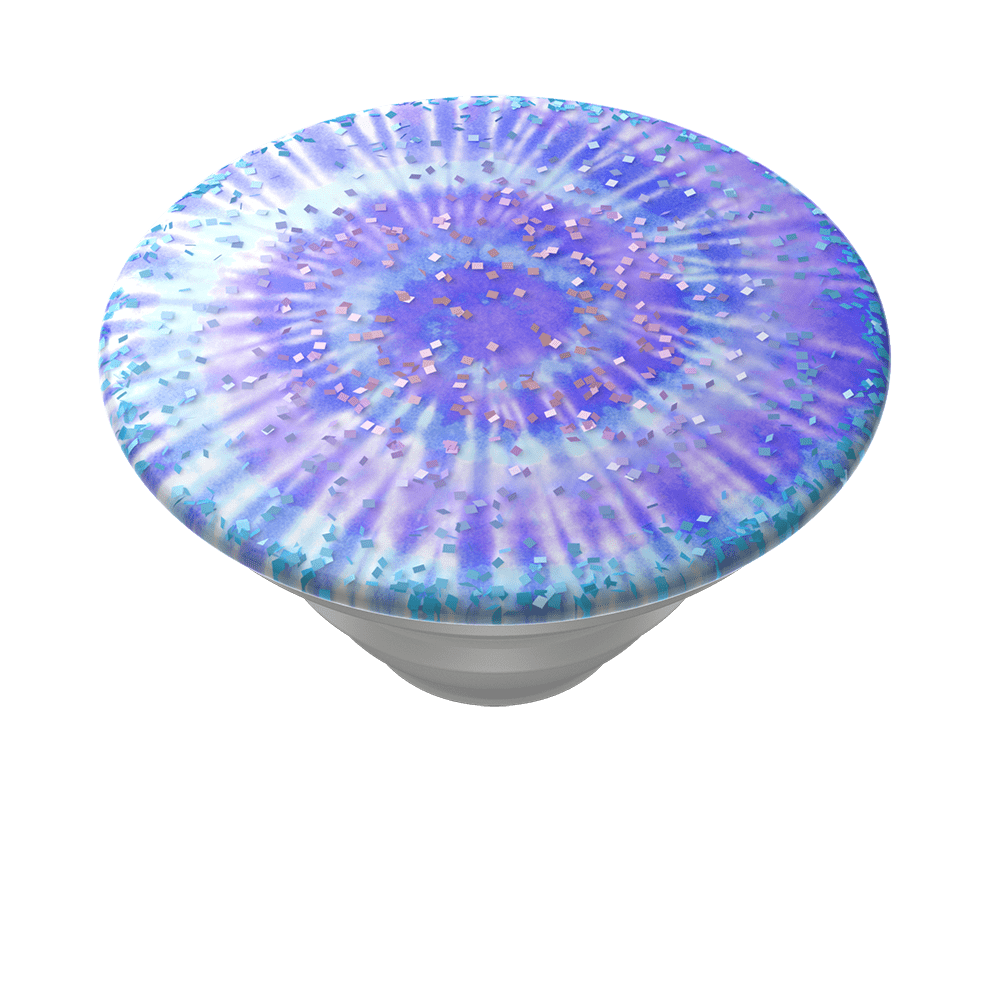 PopGrip Glitter Twisted Tie Dye (801928), PopSockets
