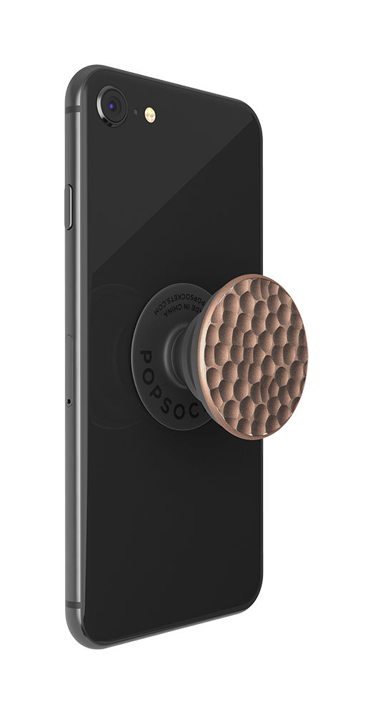 PopGrip Hammered Metal Rose Gold (800920), PopSockets