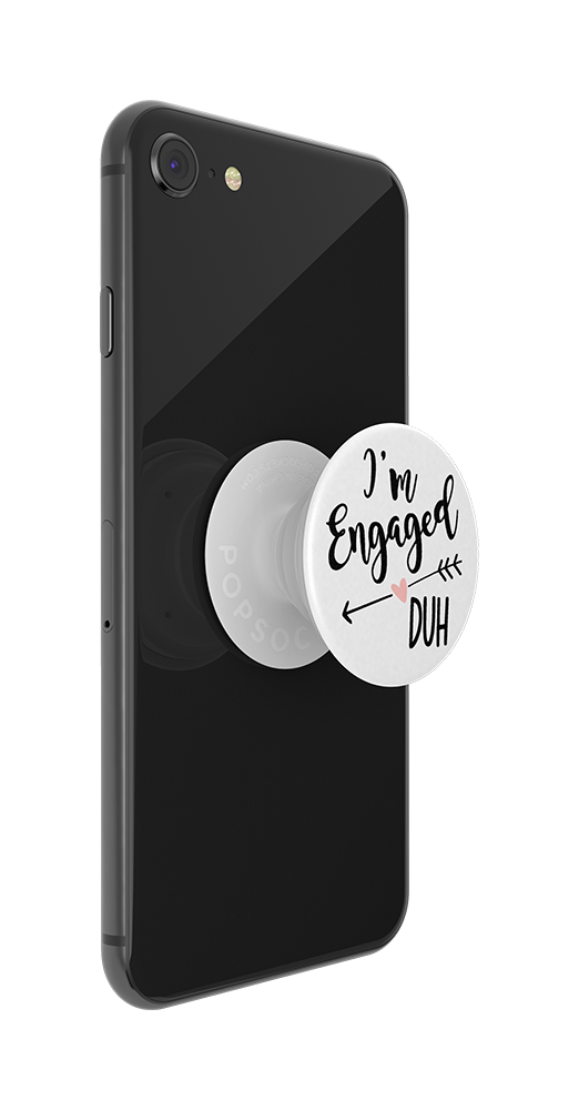PopGrip Im Engaged (801469), PopSockets